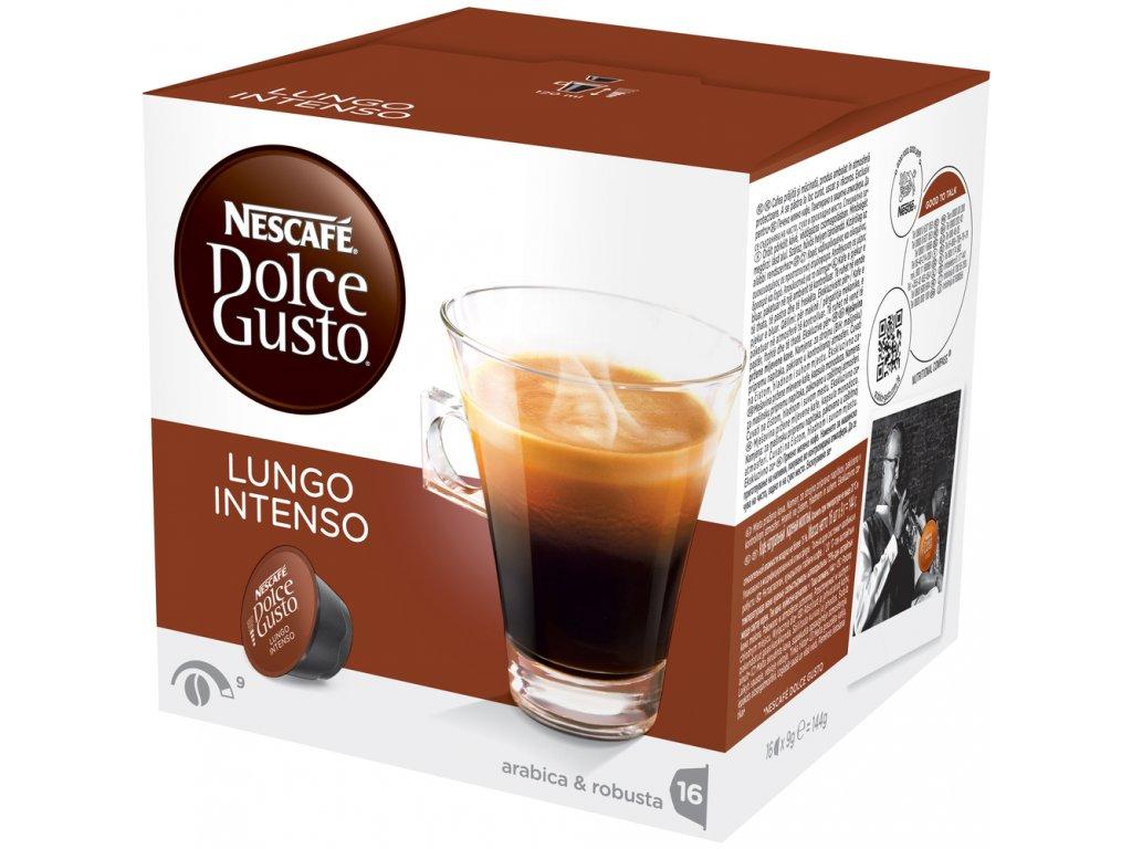 NESCAFE DOLCE G. CAFFE LUNGO INT.(NÁPLŇ)