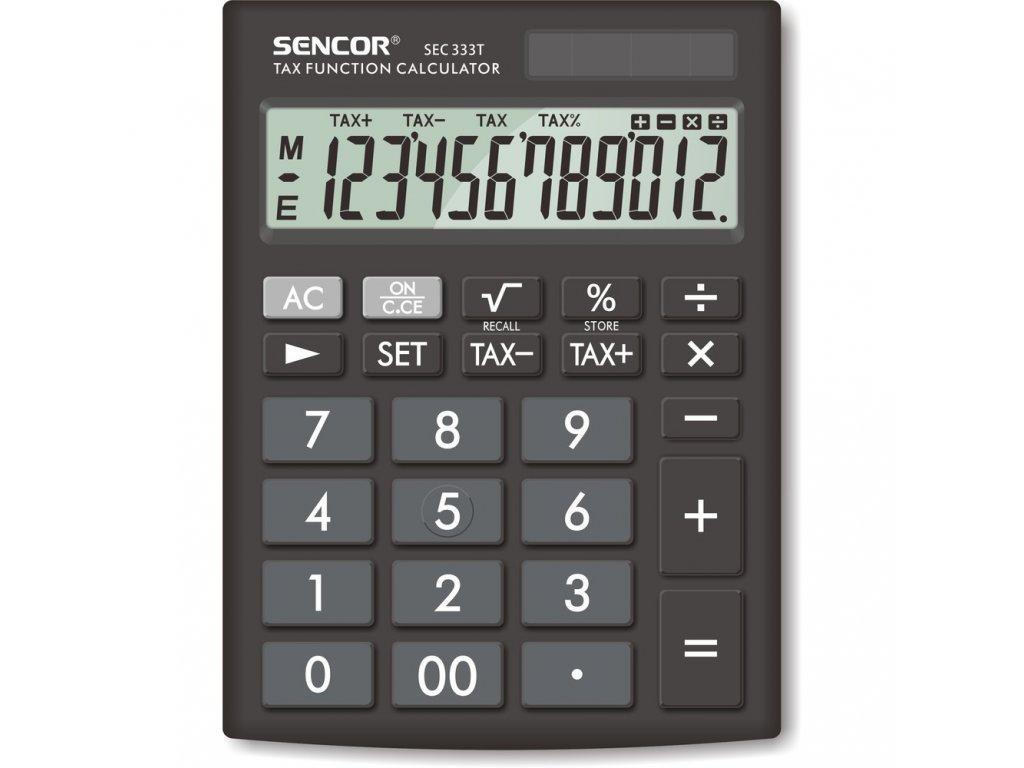 SENCOR SEC 333 T