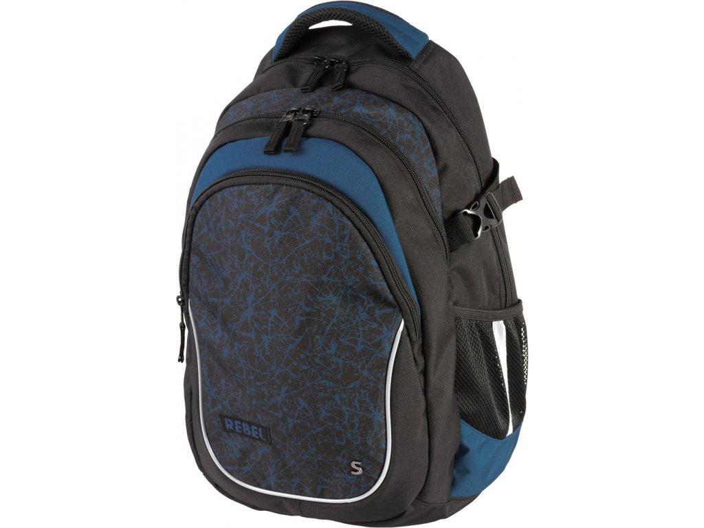 Školní batoh pro 2. stupeň Rebel