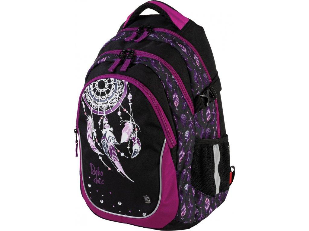 Školní batoh pro 2. stupeň Boho chic