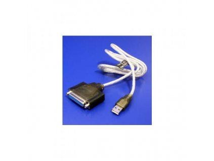 USB kabel (1.1), A-25pin, M/F, 1.5m, No Name, IEEE 1284