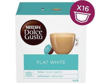 NESCAFÉ DOLCE G. FLAT WHITE (NÁPLŇ)