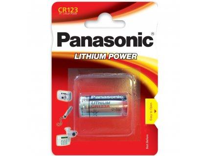 PANASONIC CR123 1BP Lithium Power