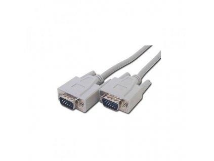Video kabel VGA(D-sub)-VGA(D-sub), M/M, 2m