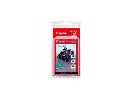 Canon originální ink CLI526 CMY, cyan/magenta/yellow, 340str., 4541B009, 4541B006, Canon Pixma MG515