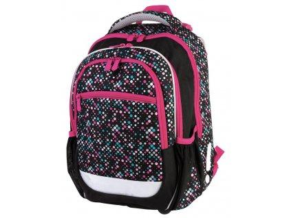 Školní batoh Dots