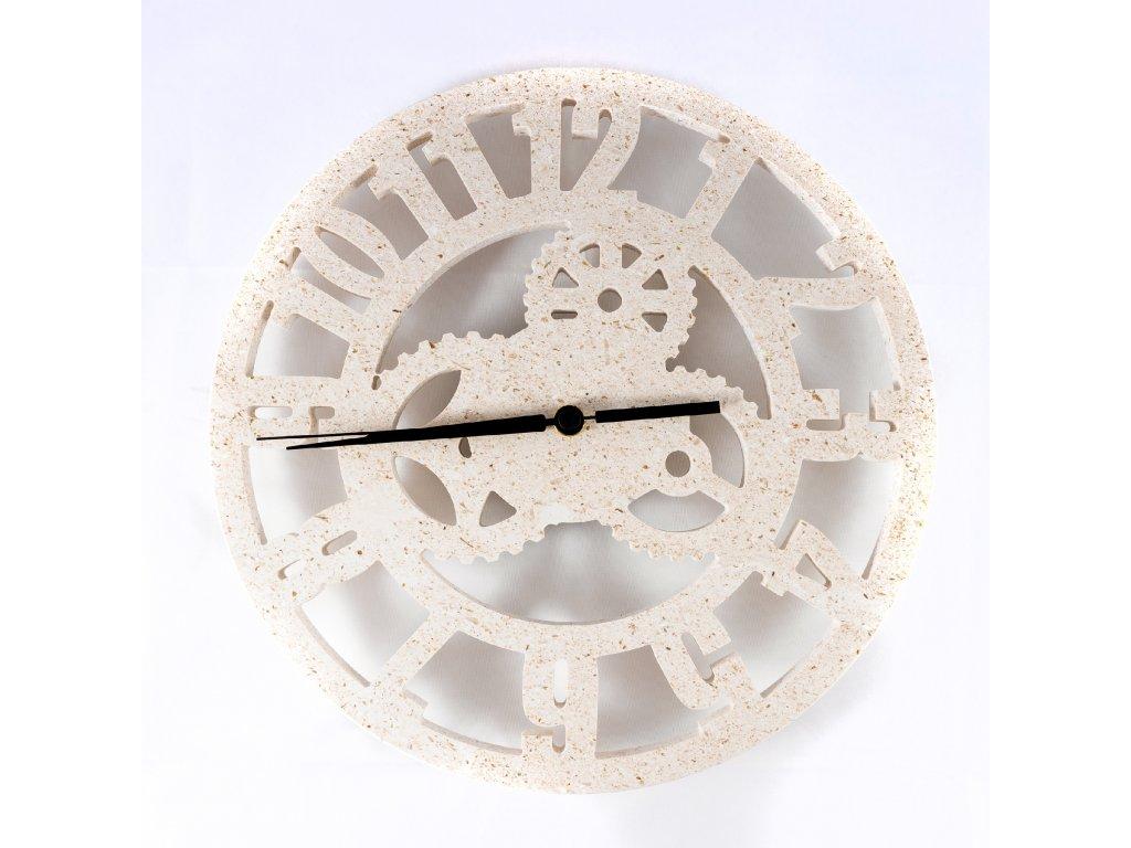 vintage nástěnné hodiny