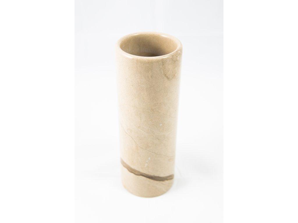 váza mramor