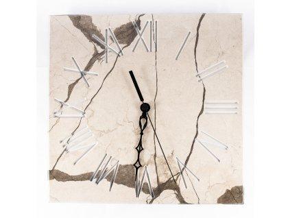 hodiny s římskými číslicemi