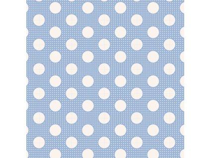 130002 Medium Dots Blue