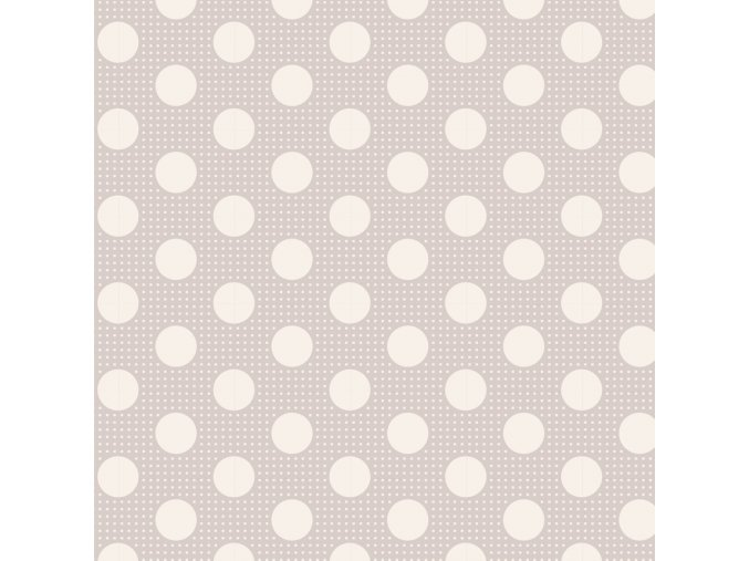 130008 Medium Dots light Grey