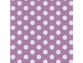 130009 Medium Dots Lilac
