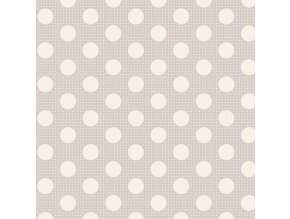 130008 Medium Dots light Grey