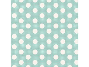 130001 Medium Dots Teal