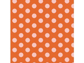 130007 Medium Dots Ginger