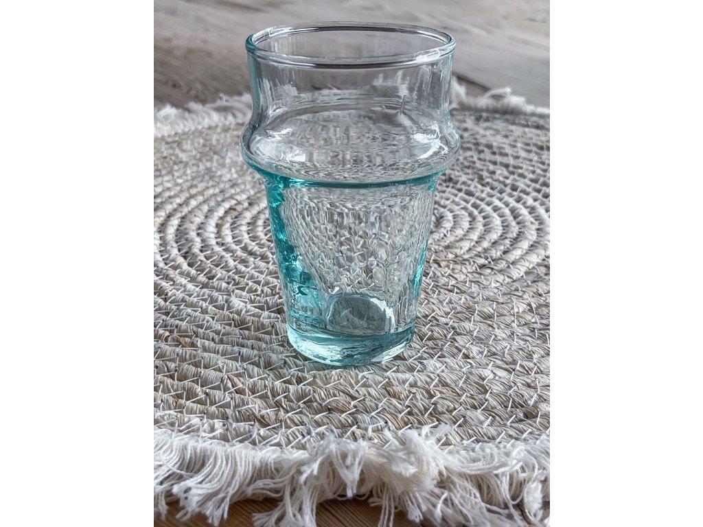 Sklenice z recykl.skla vel.S / PULA