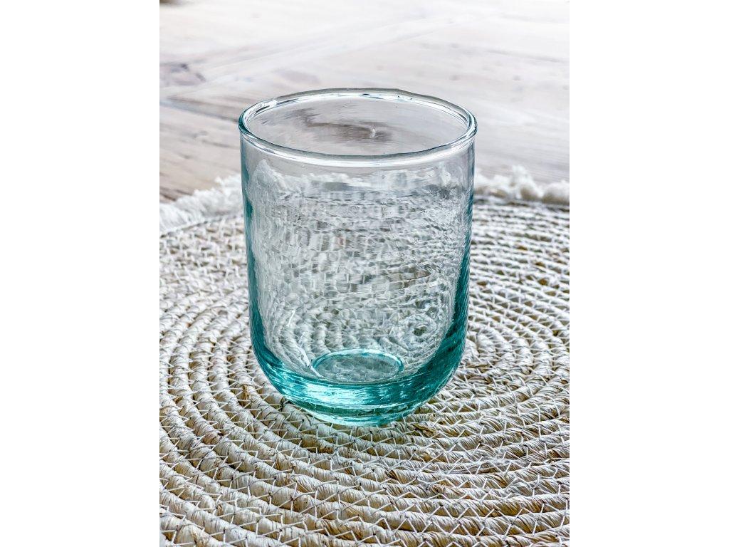 Sklenice z recykl.skla/ UMAG