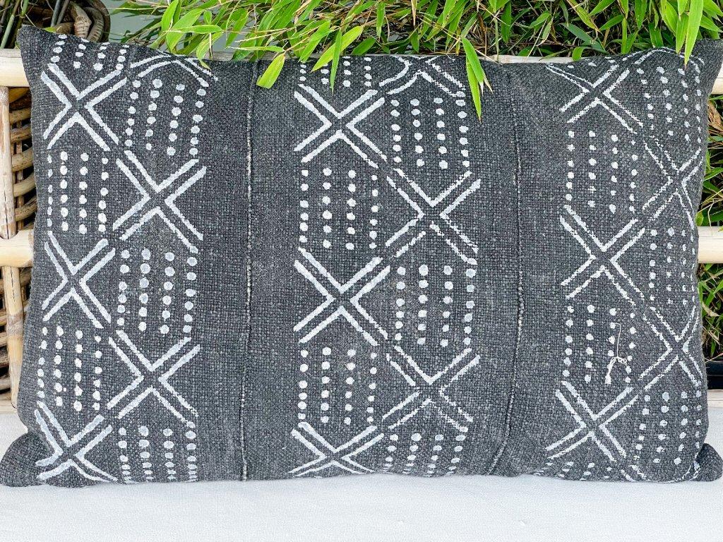 Polštář tkaný - vzor