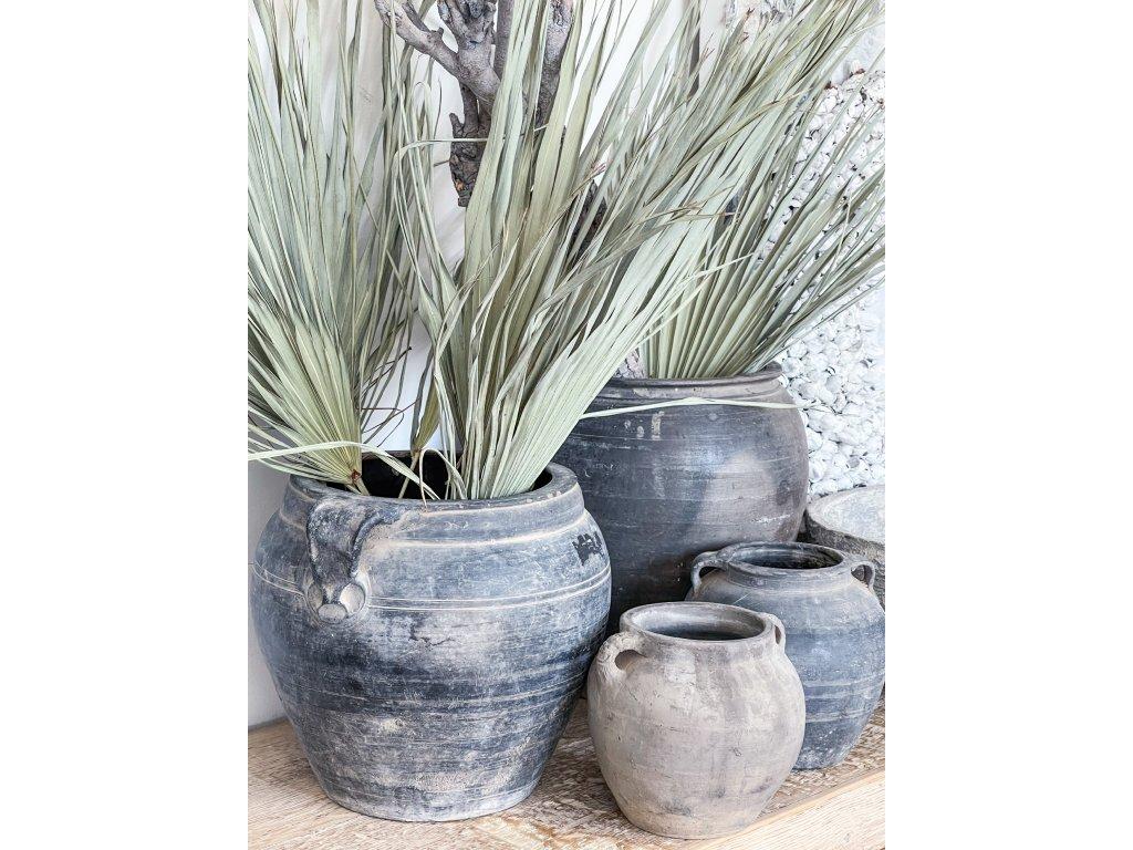 Váza čínská- přírodní bez glazury