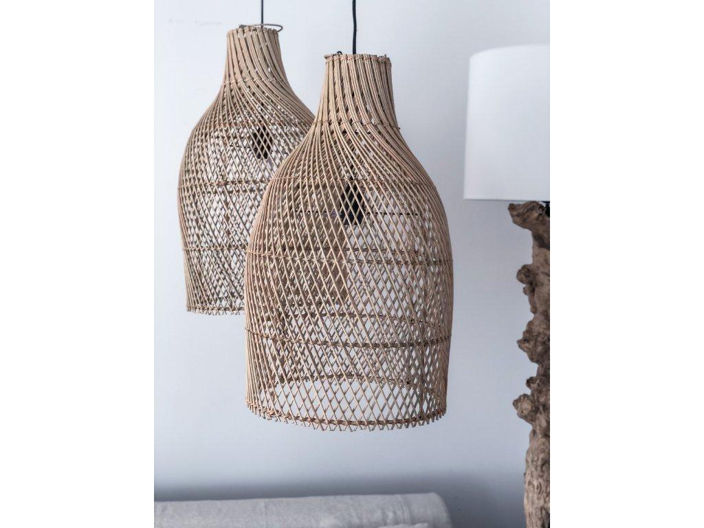 Bambusové světlo