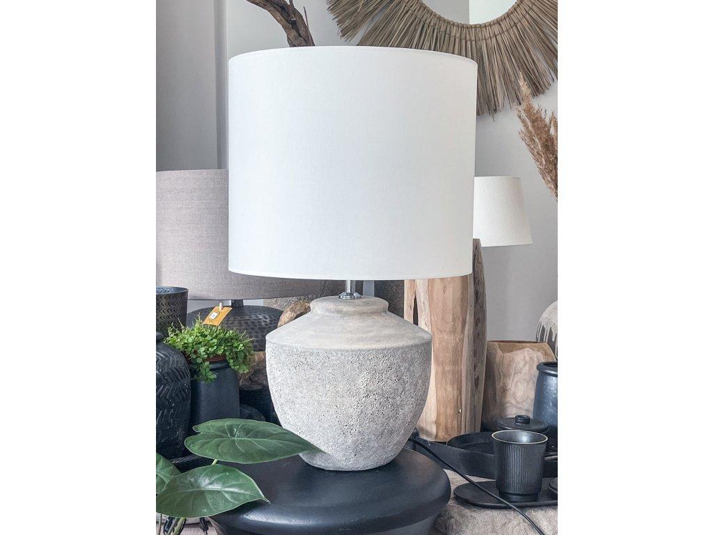 lampa keramika