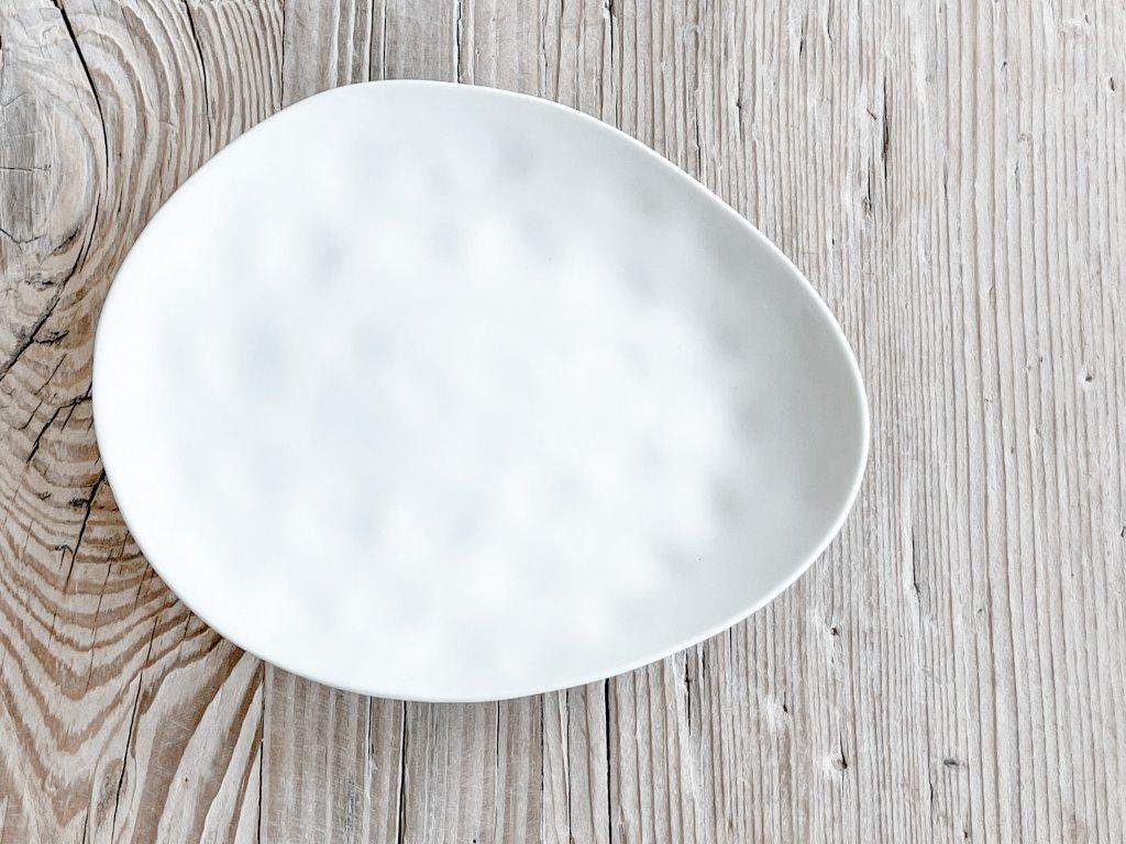 talířek pod hrníček bez ouška