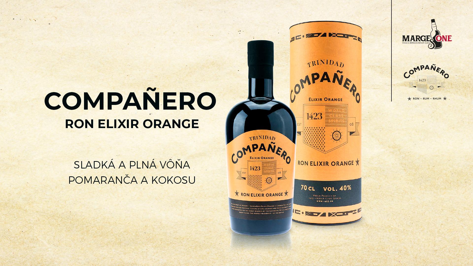 Elixir Orange