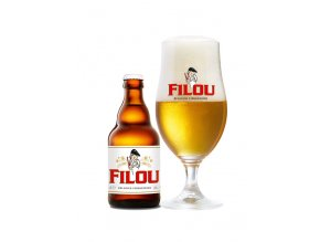 Filou fles + glas Strekenbier small