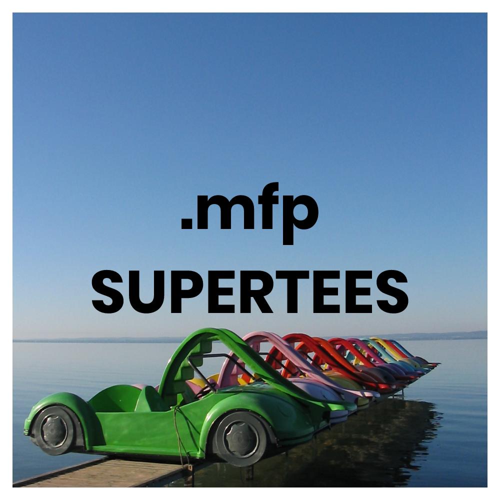 MFP SUPERTEES  >> super trička pro super lidi, což je absolutně super <<