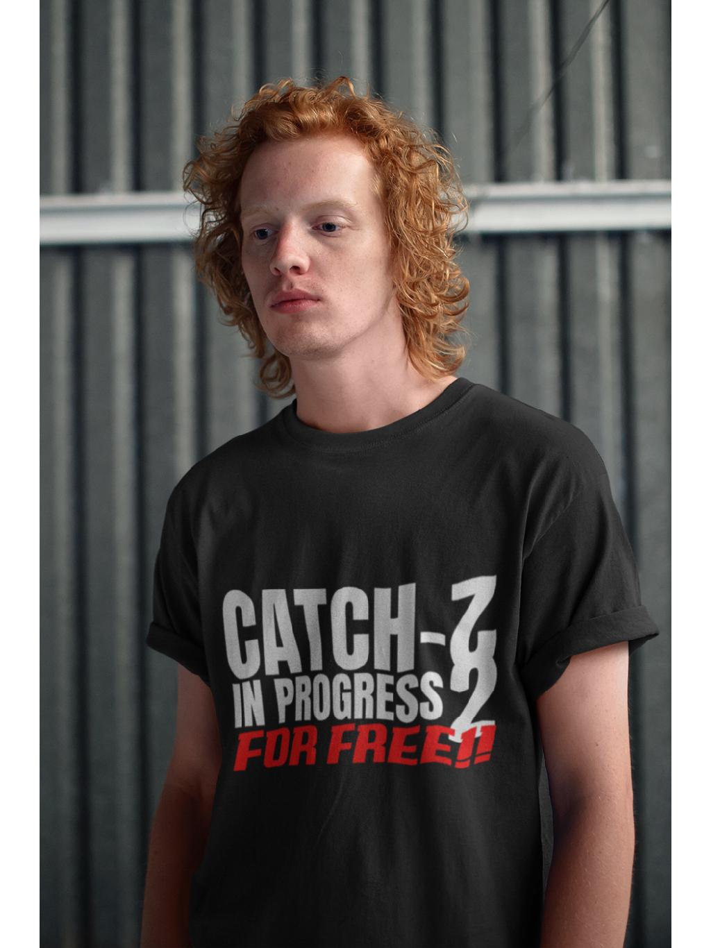 tričko s potiskem hlava 22 černé black front 01
