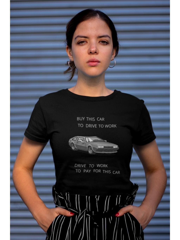 this car ii tricko s potiskem marian for president mfp