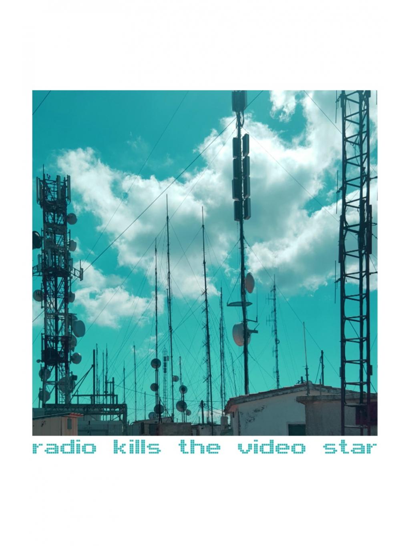 radio kills tee