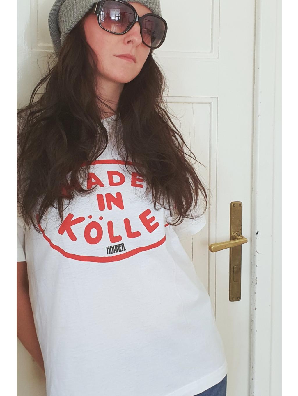 marian for president vintage second hand upcycling tričko s potiskem hohner