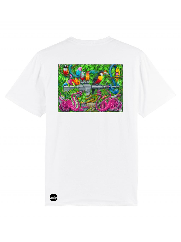 marian for president tričko s potiskem honza šádek příroda ve zbrani