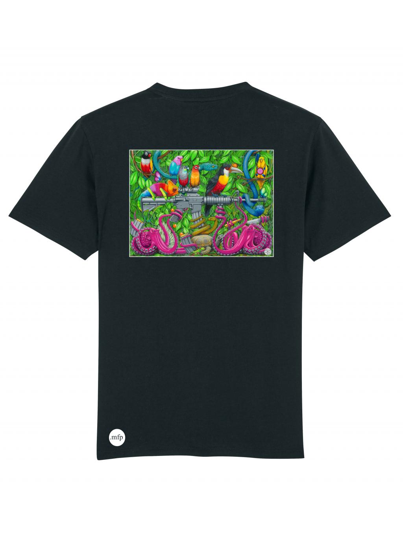 marian for president tričko s potiskem honza šádek příroda ve zbrani2