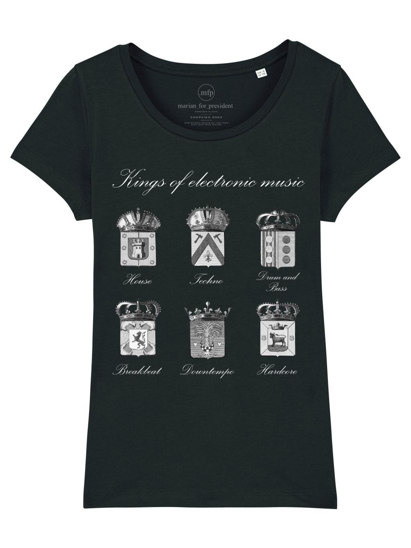 marian for president tričko s potiskem radek adámek kings4
