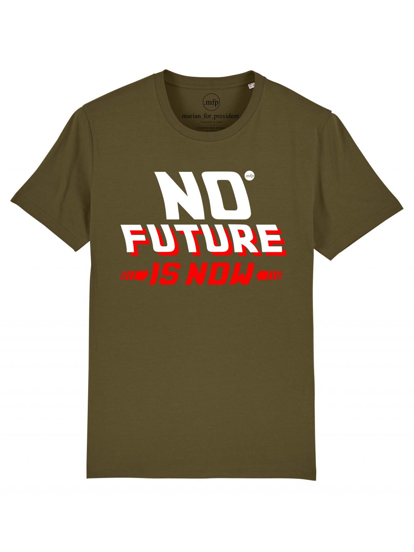 no future khaki tee