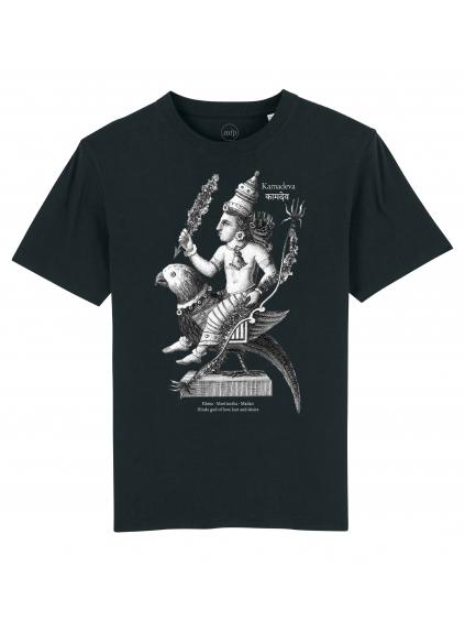 KAMADEVA triko s potiskem black marian for president radek adamek