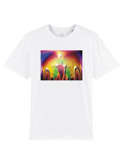 marian for president tričko s potiskem věd
