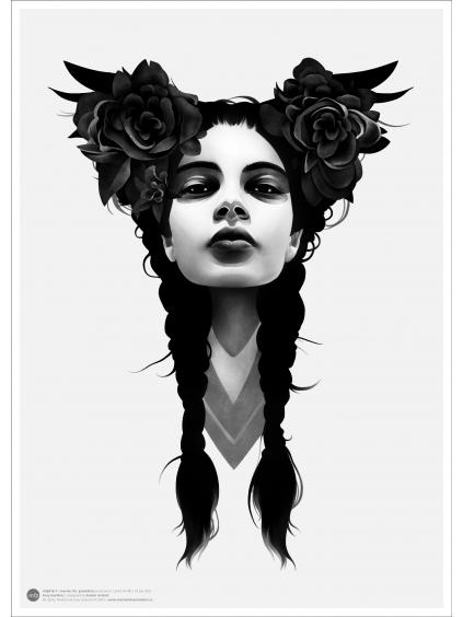 016 grey gardens ruben ireland marian for president plakát poster koop mfp
