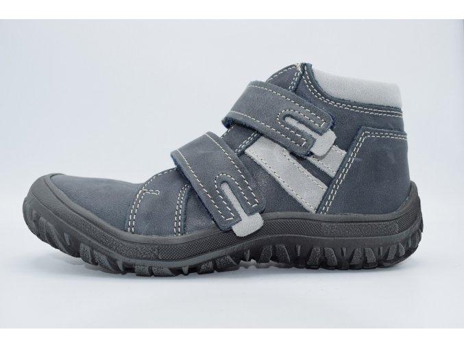 Dětská kotníková obuv T 215PV Modrá