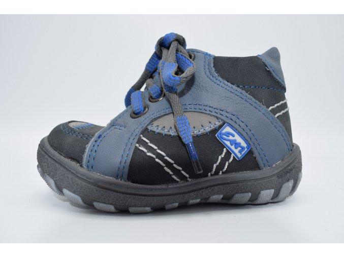 Dětská kotníková obuv E 1201 Oceán