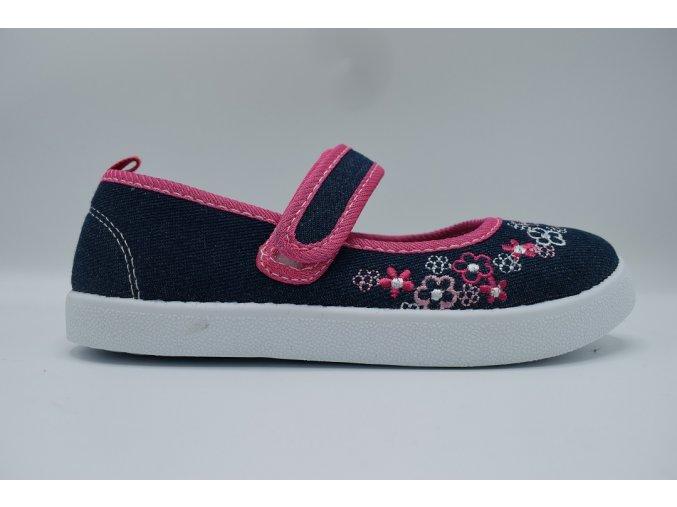 Dětská obuv G35623 navy