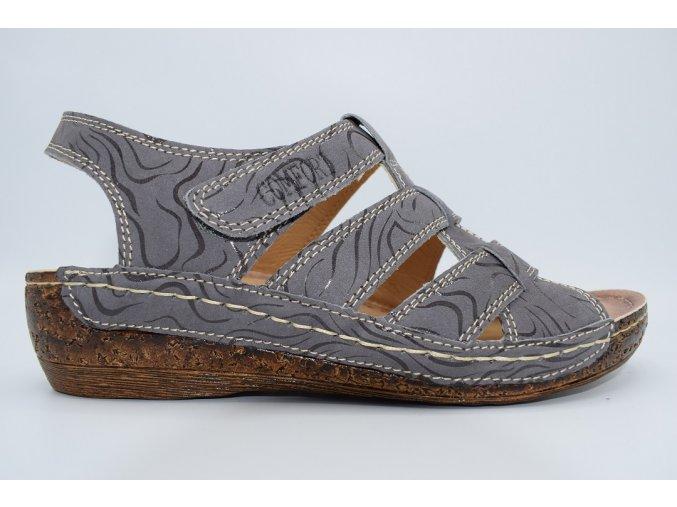 Dámský sandál WA-853/B56
