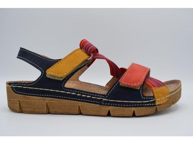 Dámský sandál WA-695/K6N-K8N