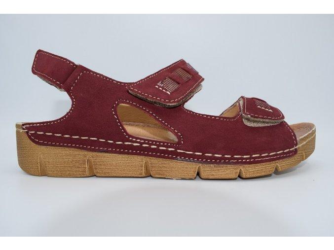 Dámský sandál WA-692/K14N-K8N