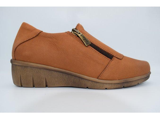 Dámská vycházková obuv SH 6575 cuero