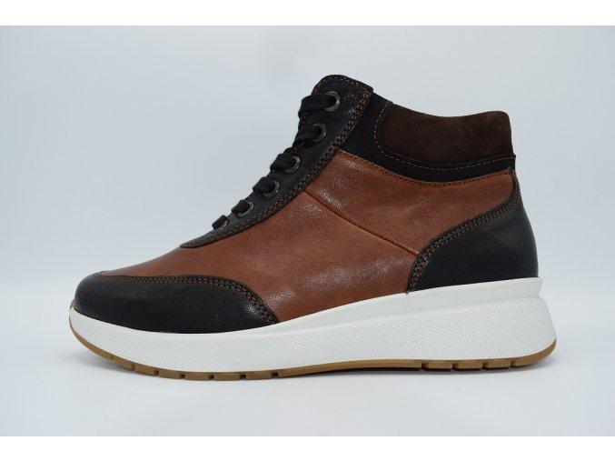 Dámská obuv cognac Pangea FI566605/34