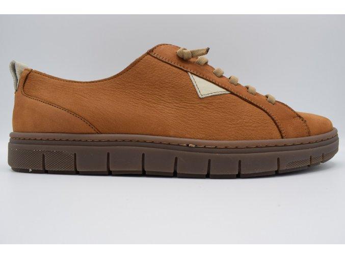 Pánská vycházková obuv LOMO SC5190-L8 CUOIO