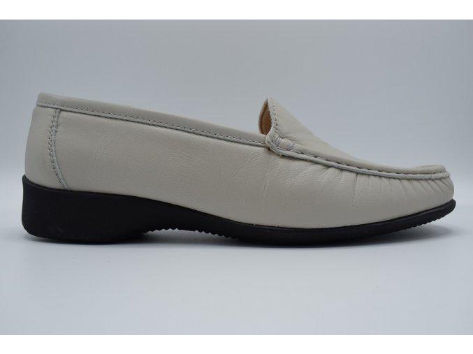 Dámská obuv 345201 taupe